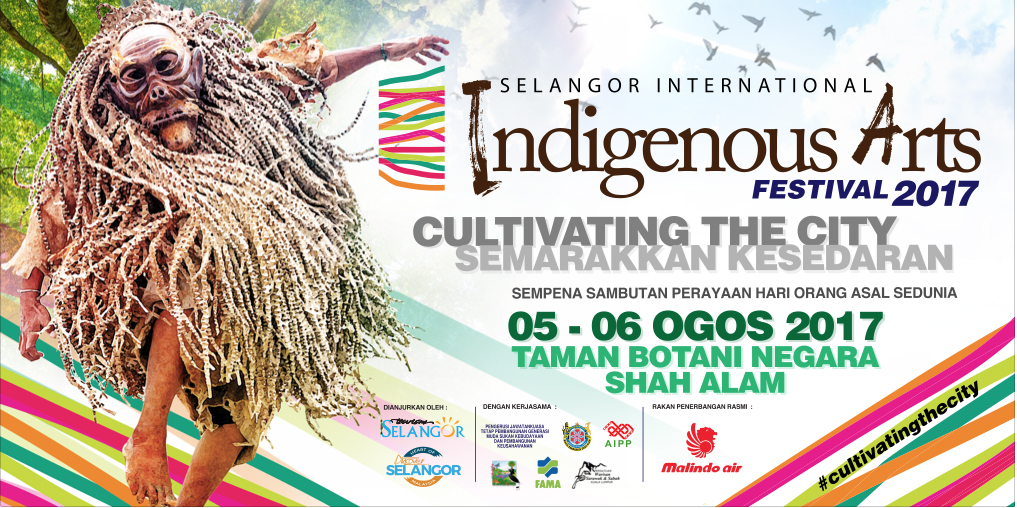 Selangor International Indigenous Arts